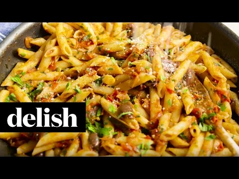 How To Make Penne Puttanesca | Delish