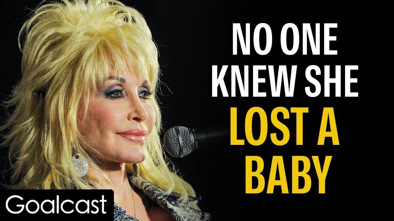 Dolly Parton Reveals The Real Reason She Never Had Kids | Life Stories by Goalcast