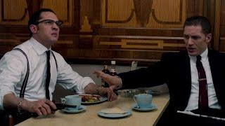 Legend The Movie -Best scene -Reggie & Ron fight