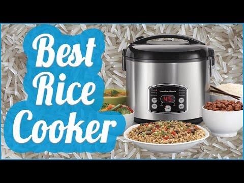 Best Rice Cooker To Buy In 2017