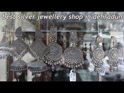 best antique silver jewellery in dehradun