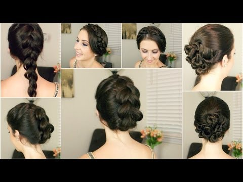 Quick & Easy Hairstyles for Wet Hair | Courtney Lundquist