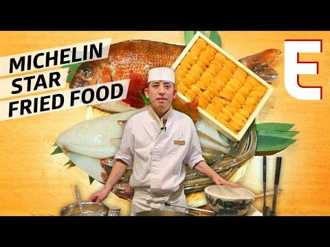 The Only Michelin-Starred Tempura Restaurant in America — Omakase