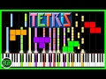 Impossible Remix Tetris Theme A