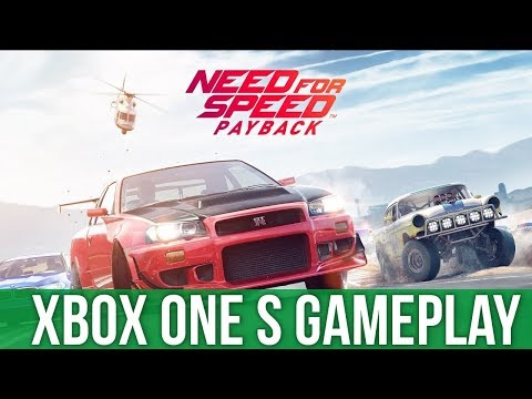 Need for Speed Payback - Xbox One S Gameplay (Gameplay / Preview)
