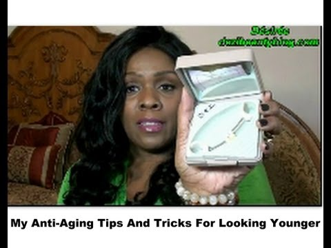 My Anti-Aging Tips And Tricks For Less Lines & Wrinkles ~ I've Been Tagged