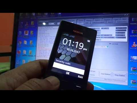 how to remove nokia 216 phone lock 100%