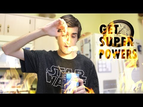 HOW TO GET SUPER POWERS IN REAL LIFE!