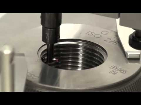 Thread ring measurement in less than 1 minute