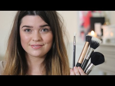 My Everyday Makeup Brushes & Brush Cleaning Routine   ViviannaDoesMakeup