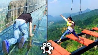 TOP 10 SCARIEST EXTREME ATTRACTIONS IN THE WORLD