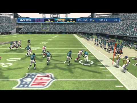 Madden 13 Career Mode: Lets Boss This Ep.1 Gameplay All-Pro [HD] Xbox360/PS3/Vita/WiiU