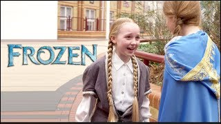 LET THE SUN SHINE ON - Disney's FROZEN Broadway | Cover by Spirit YPC