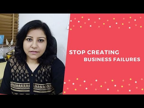 To grow your business - stop creating business hardships