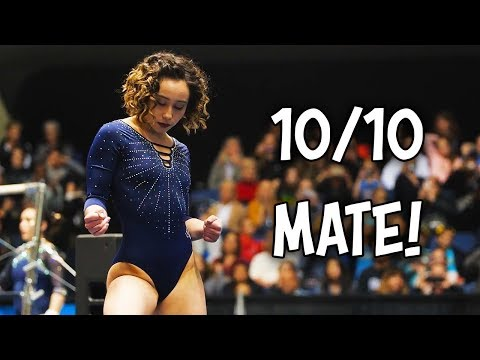 Ozzy Man Reviews Best Gymnastics Routine AGAIN