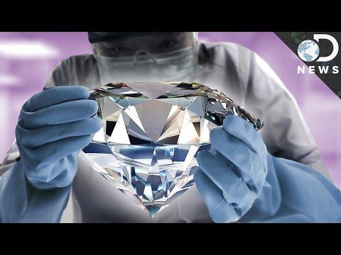 Are Man-Made Diamonds Really Diamonds?