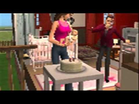 Sims2 birthday