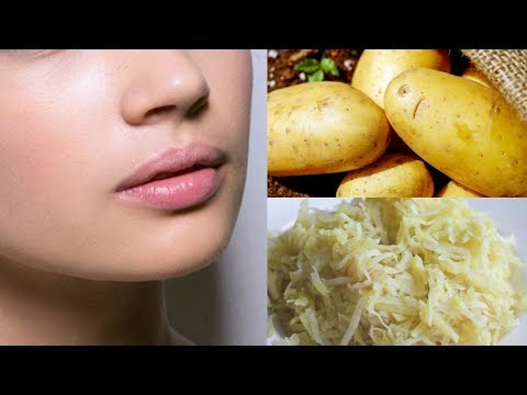 Remove Dark Spots In Just 3 Days│Get Rid Of Uneven Skintone│DIY Potato Facial Mask for Clear Skin