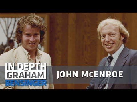 """John McEnroe: Telling Nike I hated """"Just Do It"""""""