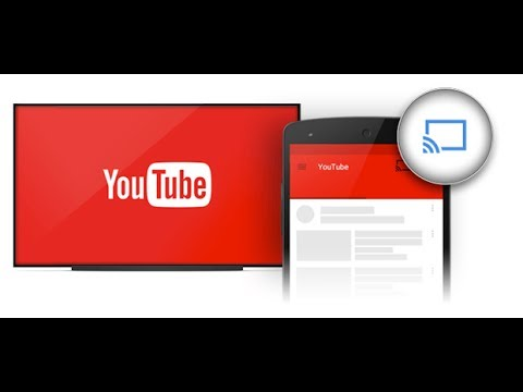 Stream Youtube Videos From Phone To LG Smart TV