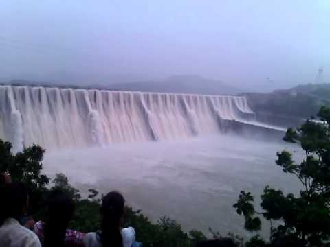 Near View of Narmada kenal