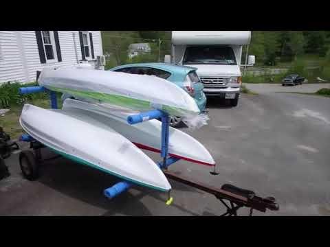 Making a Kayak Trailer 6