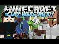 Minecraft Clay Wars Mod Trayaurus Vs Tdm Mod Showcase