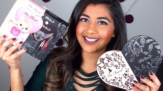 NEW Too Faced x Kat Von D BETTER TOGETHER Collection ♥ Review & Swatches!