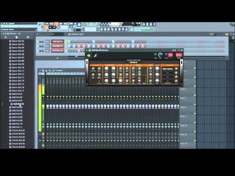 How to Make a DnB Drum Beat (FL Studio 12)