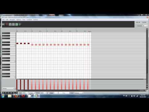 VST Drum Tracks in Reaper