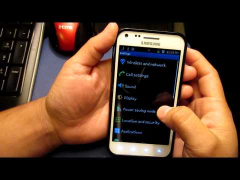 How to change Font on Android (Epic 4G Touch)