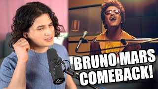 Vocal Coach Reacts to Bruno Mars & Anderson Paak - Leave the Door Open