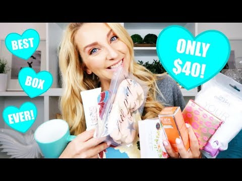 The BEST Beauty Subscription Box for the Money!