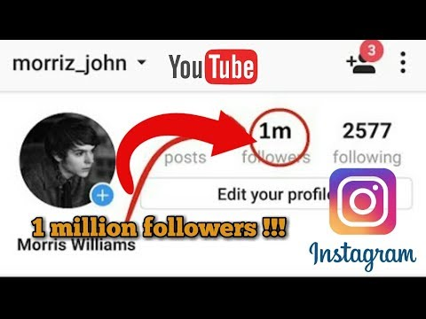 Get 1000 Instagram Followers in 1 hour by using this HACK ! - The Best Trick EVER !!!