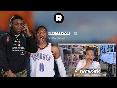 Mitchell vs. Simmons, and Goodbye, Hornacek   NBA Desktop with Jason Concepcion   The Ringer
