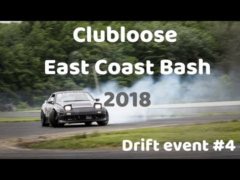 Drift Event # 3 East Coast Bash 2018