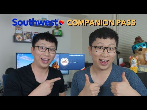 Optimal Time for Southwest Companion Pass 2018-2019