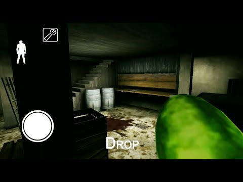 How to cut melon in Granny The horror game
