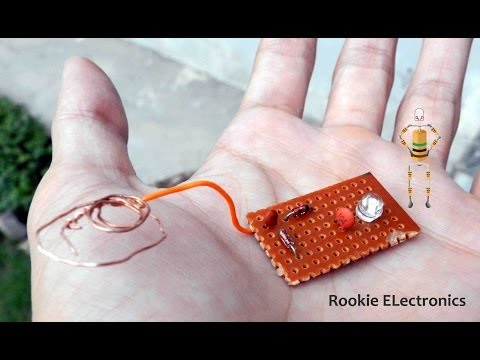 Radio Frequency Radiation Detector | Cell phone detector