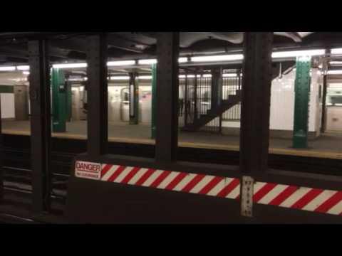 NYC F train