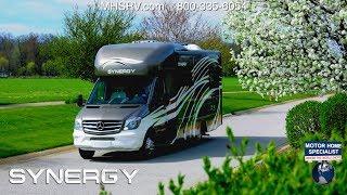 2018 Thor Motor Coach Synergy Jr24 @ Mhsrv.com