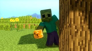 Try Not To Laugh or Grin While Watching This Challenge (Minecraft Animation Edition)