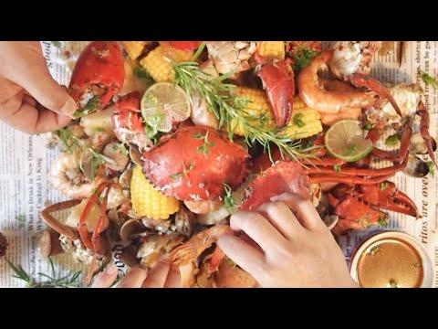 YUMMY RECIPE: One-Pot Cajun Seafood Boil - Crab in the bag