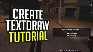 TextDraw Videos - 9tube tv
