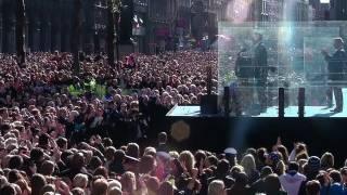 President Obama Addresses the Irish People