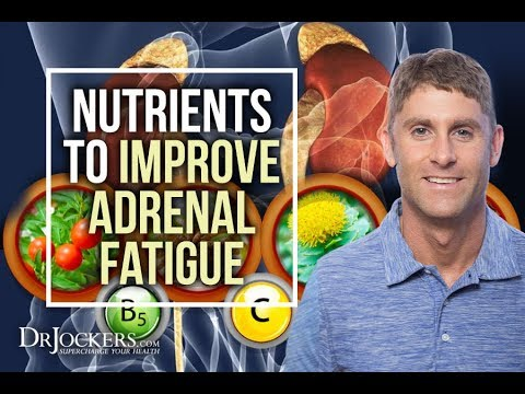 Herbs and Supplements to Improve Adrenal Fatigue