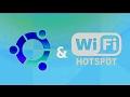 How To create a wireless hotspot in Ubuntu 16.10