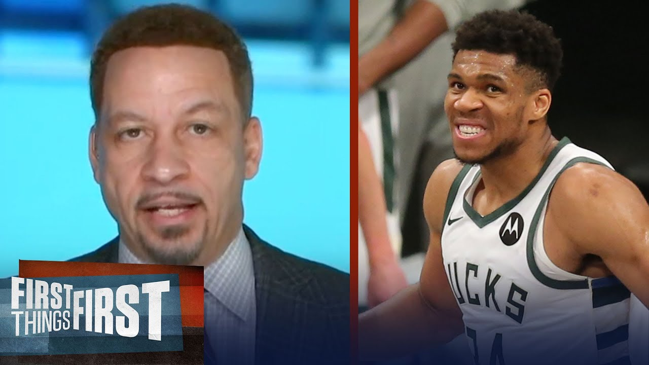 Bucks' Game 5 loss to Nets was a bad look for Giannis —Chris Broussard | NBA | FIRST THINGS FIRST