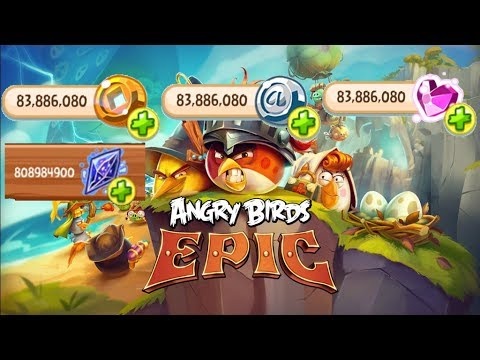 Angry Birds Epic Rpg New HACK Shards Gold Silver Friendship Updated