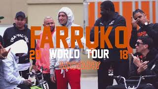 Farruko - Farruko World Tour 2018 [Episodio 8]